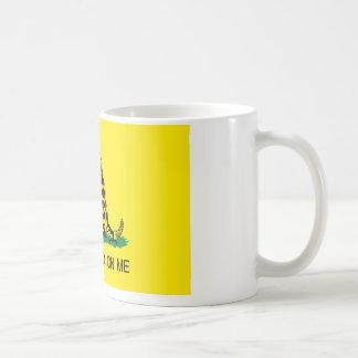 Don t Tread On Me Coffee Mugs