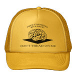 Don't tread on me trucker hats