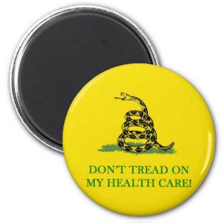 don t tread on my health care obama magnets