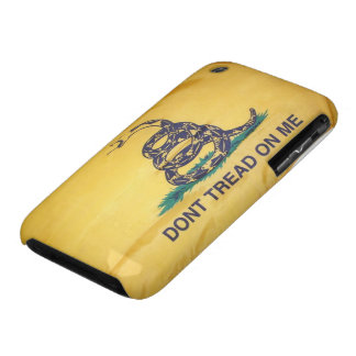 Don't Tread On Tea Party Flag iPhone 3G/3GS Case iPhone 3 Covers