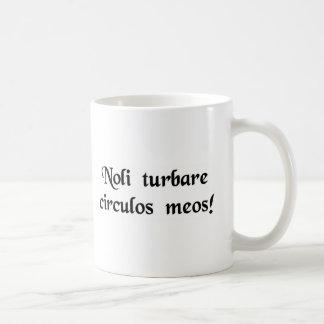 Don t upset my calculations coffee mugs