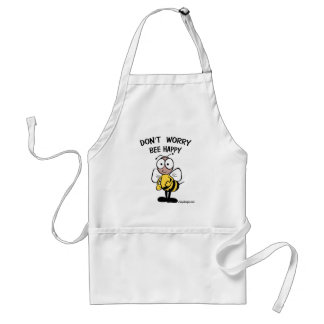Don t Worry Bee Happy Apron