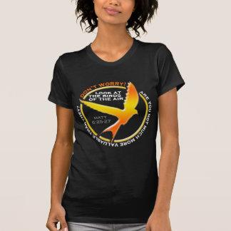 Don t Worry Christian Bird Bible Verse Religious Shirts
