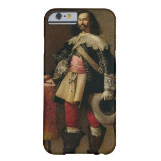 Don Tiburcio de Redin y Cruzat (oil on canvas) Barely There iPhone 6 Case