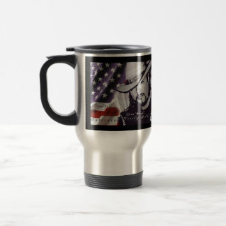 Don Woods Country Artist Stainless Steel Travel Mug