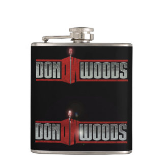 Don Woods Flask