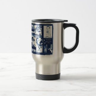 Don Woods History In Music Stainless Steel Travel Mug