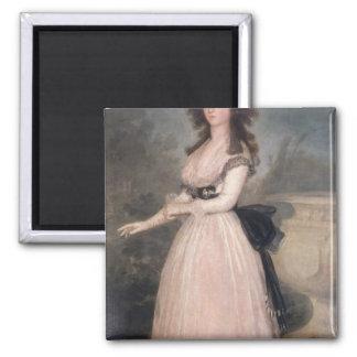 Dona Tadea Arias de Enriquez, 1793-94 Refrigerator Magnets