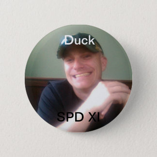 Donald 6 Cm Round Badge