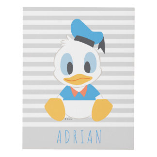 Donald Duck | Baby Donald - Add Your Name