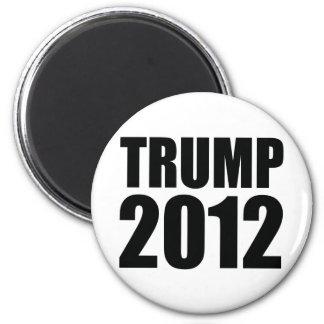 DONALD TRUMP 2012 MAGNET