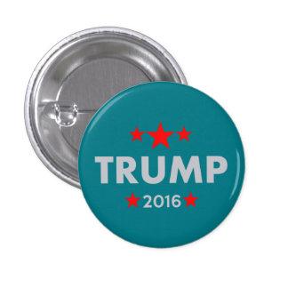Donald Trump 2016 3 Cm Round Badge