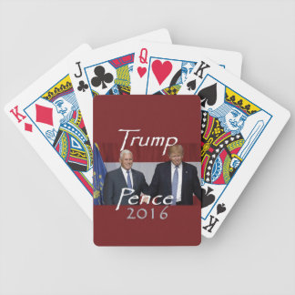 Donald TRUMP 2016 Bicycle Playing Cards