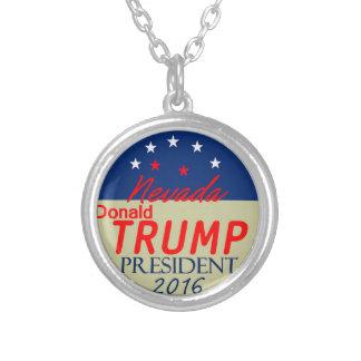 Donald TRUMP 2016 Round Pendant Necklace