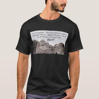 Donald Trump = Don'T T-Shirt