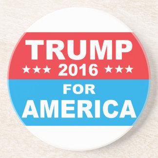 Donald Trump for America Coasters