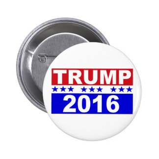 Donald Trump For President 2016 6 Cm Round Badge