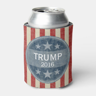 Donald Trump  for President 2016 Can Cooler
