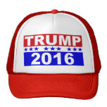 Donald Trump For President 2016 Cap
