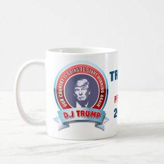 Donald TRUMP For President 2016 Coffee Mug