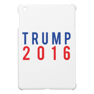 Donald Trump for President 2016 Election iPad Mini Cases