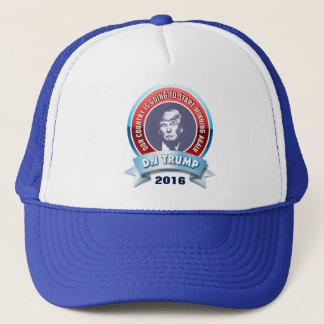 Donald Trump For President 2016 Trucker Hat