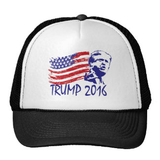 Donald Trump for President 2016 - vote republican Cap