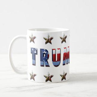 Donald Trump for President in 2016 Basic White Mug