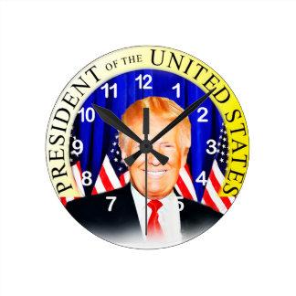Donald TRUMP-for President of USA _ Clocks