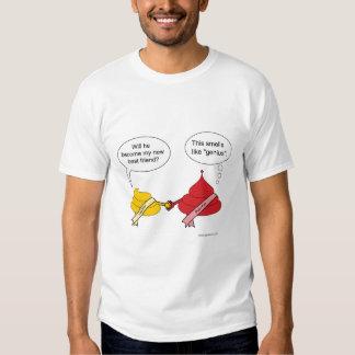 Donald Trump hopes he'll be BFFs with Putin T Shirt