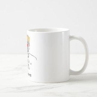 Donald Trump is a clown Coffee Mug