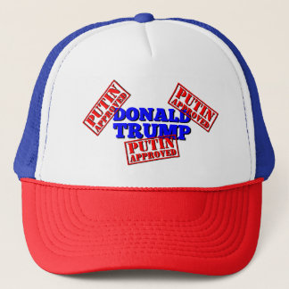 Donald Trump is Putin Approved Hat