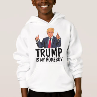 DONALD TRUMP Kids T-shirts, MY HOMEBOY