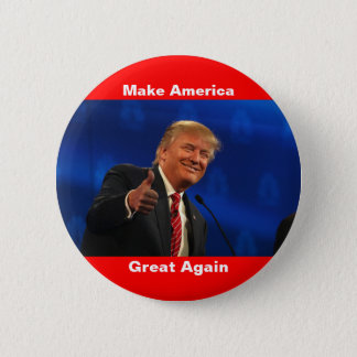 Donald Trump MAGA Button