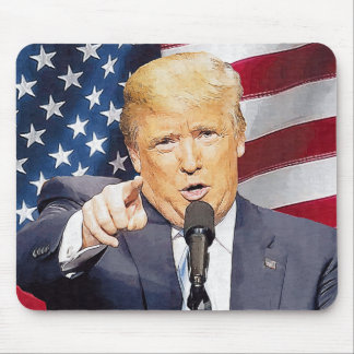 Donald Trump Mouse Mat