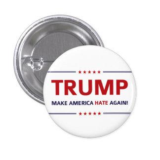 Donald Trump Parody 3 Cm Round Badge
