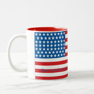 Donald Trump Patriotism Mug