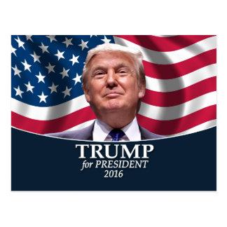 Donald Trump Photo - President 2016 Postcard