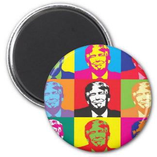 Donald Trump Pop Art Magnet
