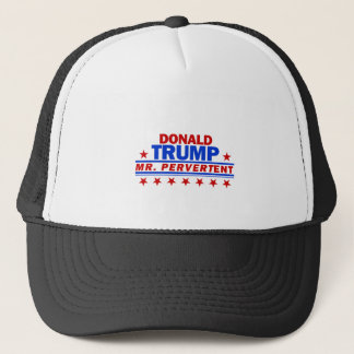 Donald Trump Predator in Chief Trucker Hat
