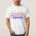 Donald Trump President 2016 Election Republican Tshirts