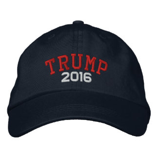 Donald Trump - President 2016 Embroidered Hats