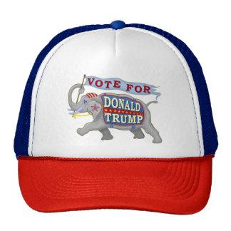 Donald Trump President 2016 Republican Elephant Cap