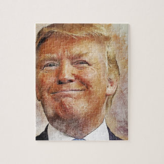Donald Trump Puzzle