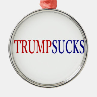 Donald Trump Sucks # president Christmas Ornament