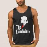 Donald Trump The Candidate Tanktop