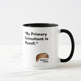 Donald Trump, the Mug