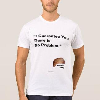 Donald Trump, the T-Shirt