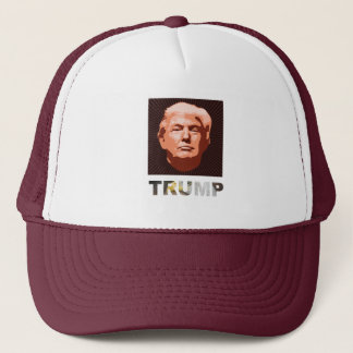 Donald Trump Trucker Hat