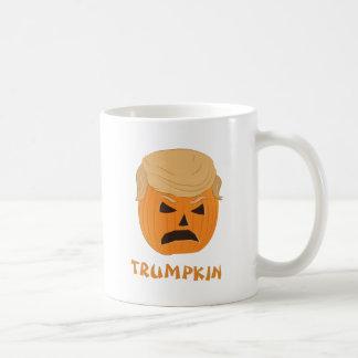 Donald Trump Trumpkin Coffee Mug